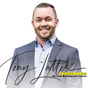 Councillor Tony